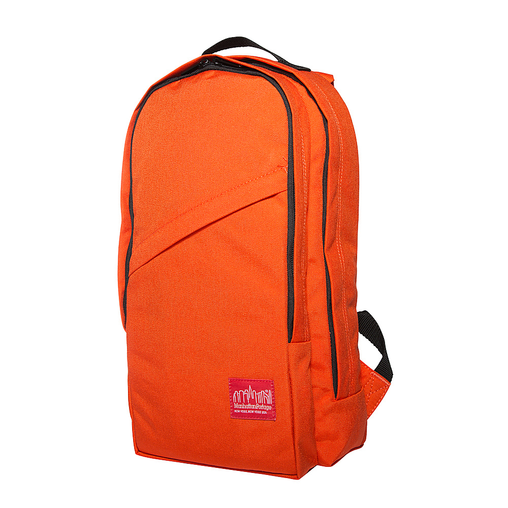 Manhattan Portage One57 Backpack Orange - Manhattan Portage Everyday Backpacks - Backpacks, Everyday Backpacks