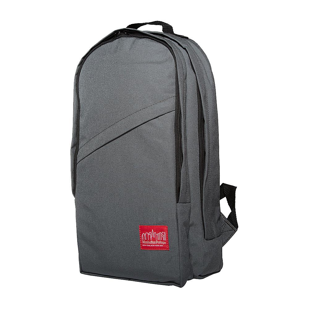 Manhattan Portage One57 Backpack Gray - Manhattan Portage Everyday Backpacks - Backpacks, Everyday Backpacks