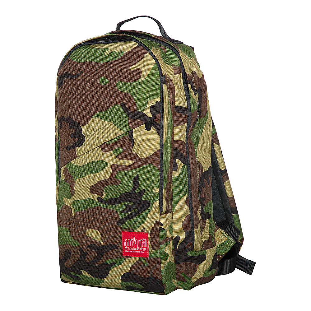 Manhattan Portage One57 Backpack Camouflage - Manhattan Portage Everyday Backpacks