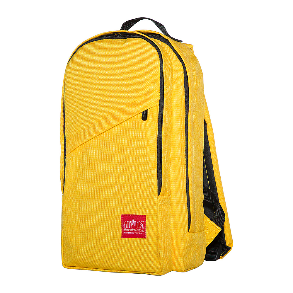 Manhattan Portage One57 Backpack Mustard - Manhattan Portage Everyday Backpacks - Backpacks, Everyday Backpacks