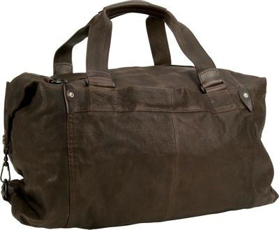 Image of Andrew Marc Collection Bowery Duffel Smog - Andrew Marc Collection Travel Duffels