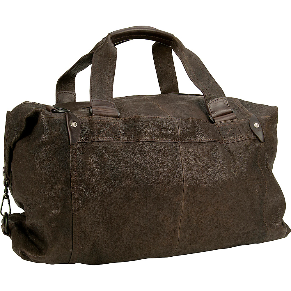 Andrew Marc Collection Bowery Duffel Smog - Andrew Marc Collection Travel Duffels