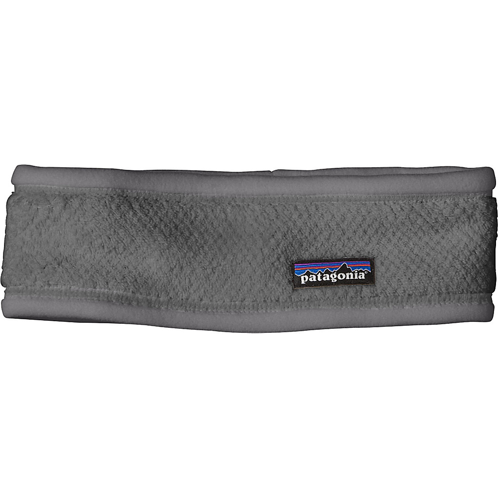 Patagonia Womens Re-Tool Headband One Size - Tailored Grey - Nickel X-Dye - Patagonia Hats/Gloves/Scarves - Fashion Accessories, Hats/Gloves/Scarves