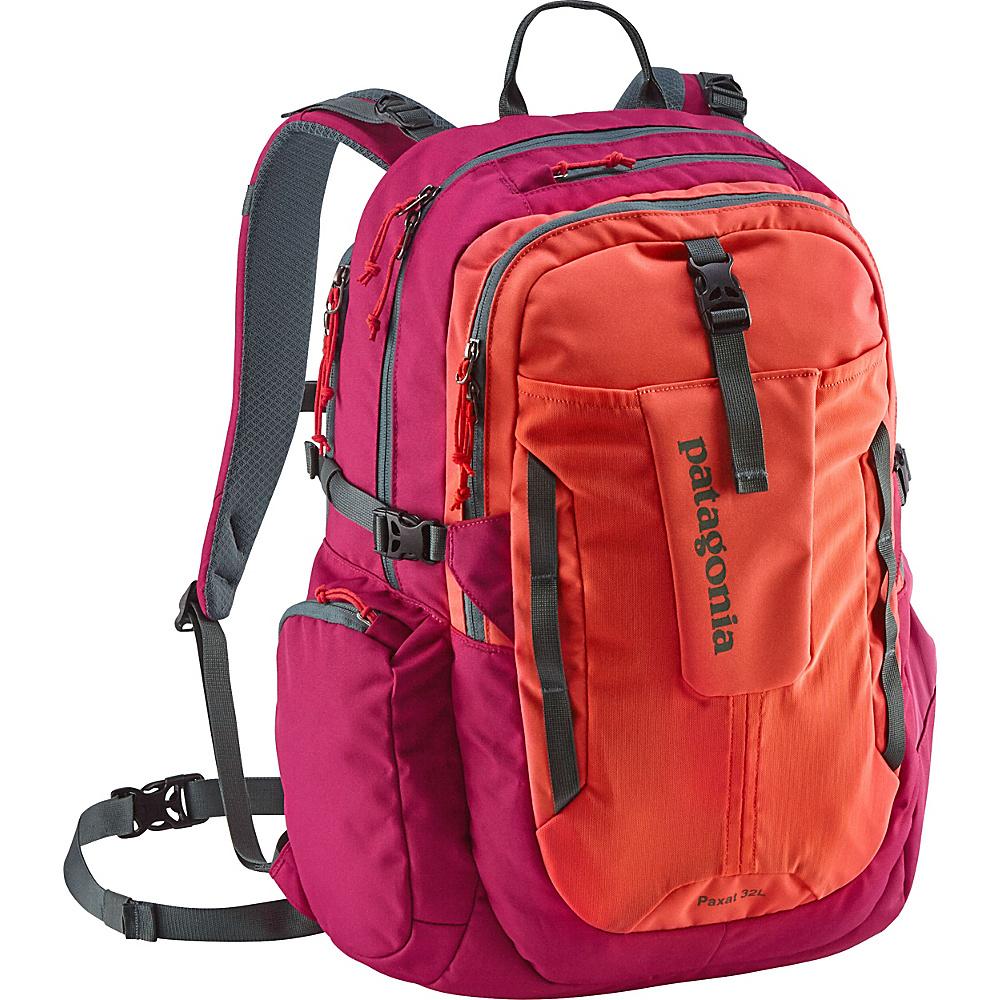 Patagonia Paxat Pack 32L Carve Coral - Patagonia Business & Laptop Backpacks - Backpacks, Business & Laptop Backpacks