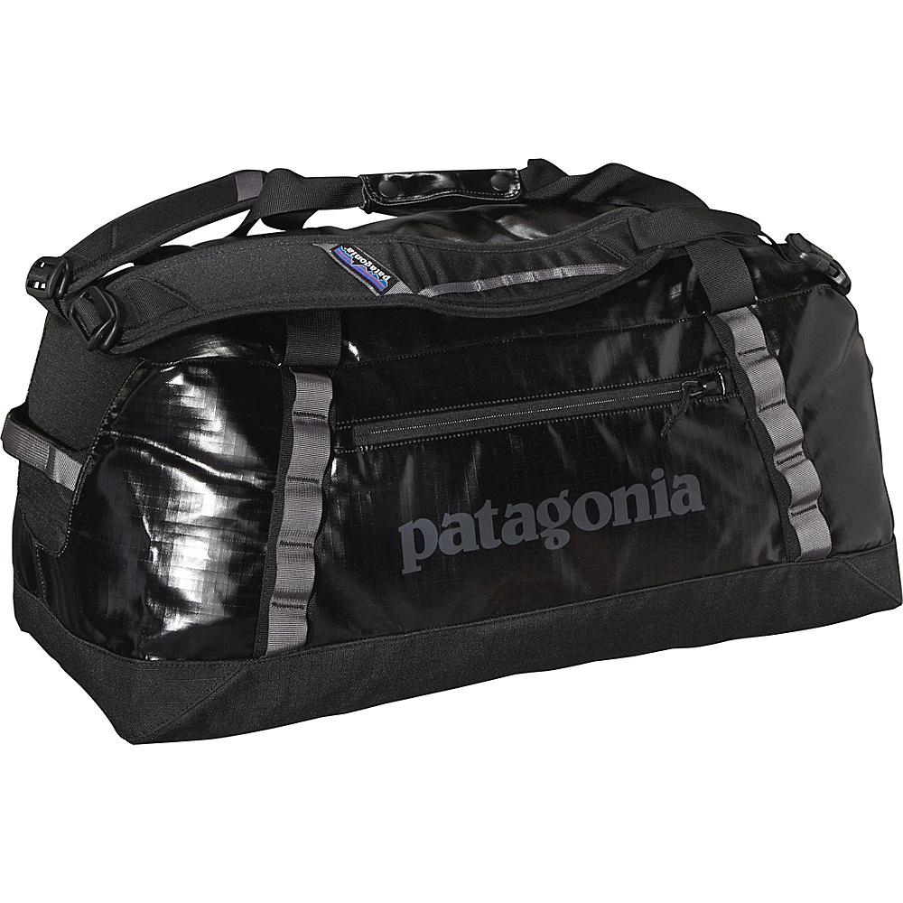 Patagonia Black Hole Duffle 60L Black - Patagonia Outdoor Duffels - Duffels, Outdoor Duffels