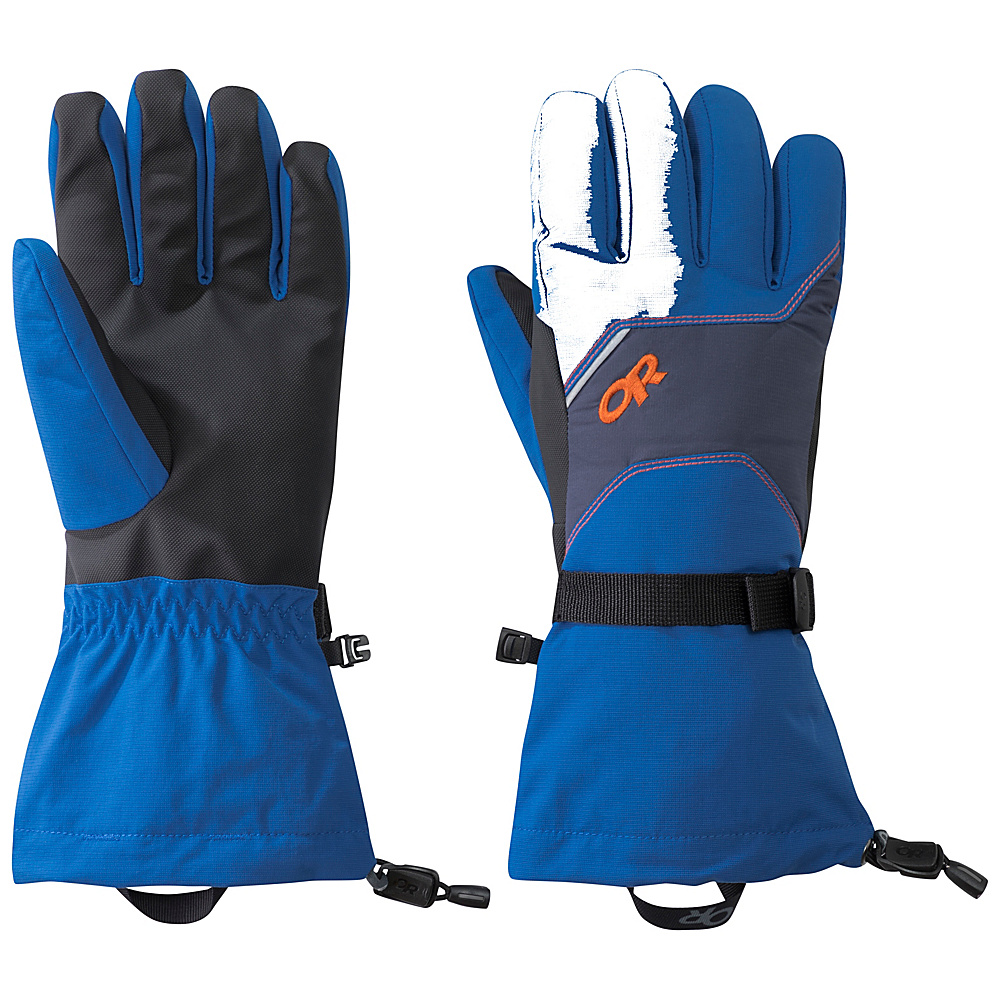 Outdoor Research Adrenaline Gloves M - Black - Outdoor Research Hats/Gloves/Scarves - Fashion Accessories, Hats/Gloves/Scarves