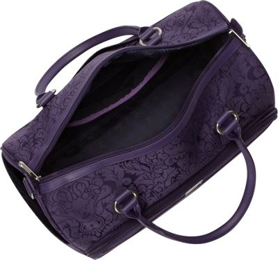 "Ricardo Beverly Hills Imperial 16"" Shoulder Tote 3 Colors"