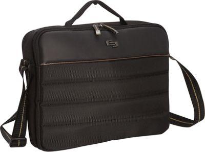 SOLO Millennia Slim Case for iPad mini Black - SOLO Messenger Bags