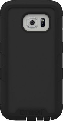 Trident Case Cyclops Phone Case for Samsung Galaxy S6 Edge Black - Trident Case Personal Electronic Cases