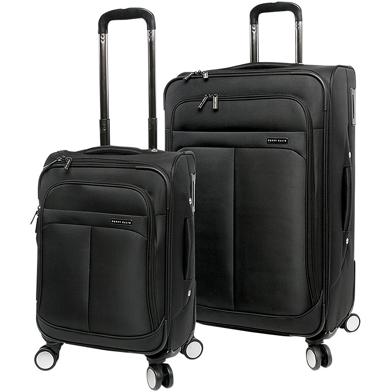 Perry Ellis Prodigy Lightweight Spinner Luggage Set