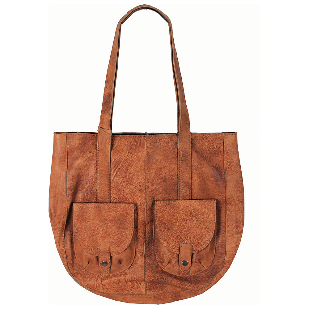 Latico Leathers Broome Tote Tan - Latico Leathers Leather Handbags - Handbags, Leather Handbags