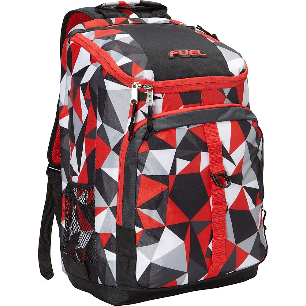 Fuel Top Loader Backpack Crystal Clear Fuel Everyday Backpacks