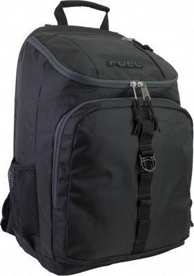 Fuel Top Loader Backpack Black - Fuel Everyday Backpacks