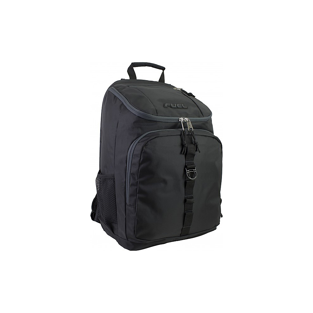 Fuel Top Loader Backpack Black Fuel Everyday Backpacks