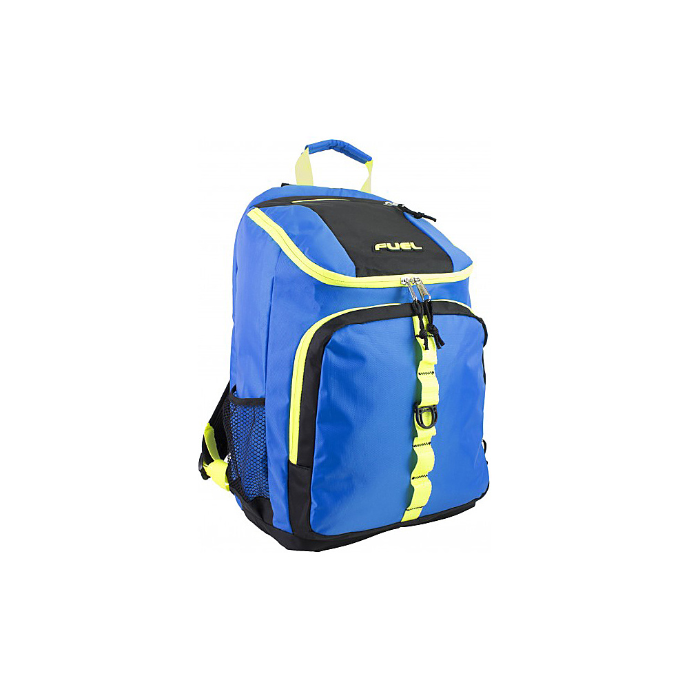 Fuel Top Loader Backpack Royal Blue Fuel Everyday Backpacks