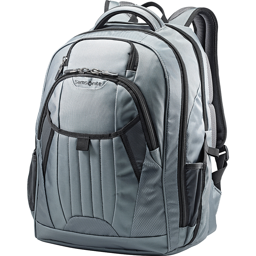 Samsonite Tectonic 2 Large Backpack Grey Smoke Samsonite Business Laptop Backpacks