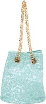 SW Global Omie Chain Strap Shoulder Bag Mint - SW Global Manmade Handbags