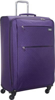 Skyway FL-Air 28 inch 4 Wheel Expandable Upright Royal Paisley - Skyway Softside Checked