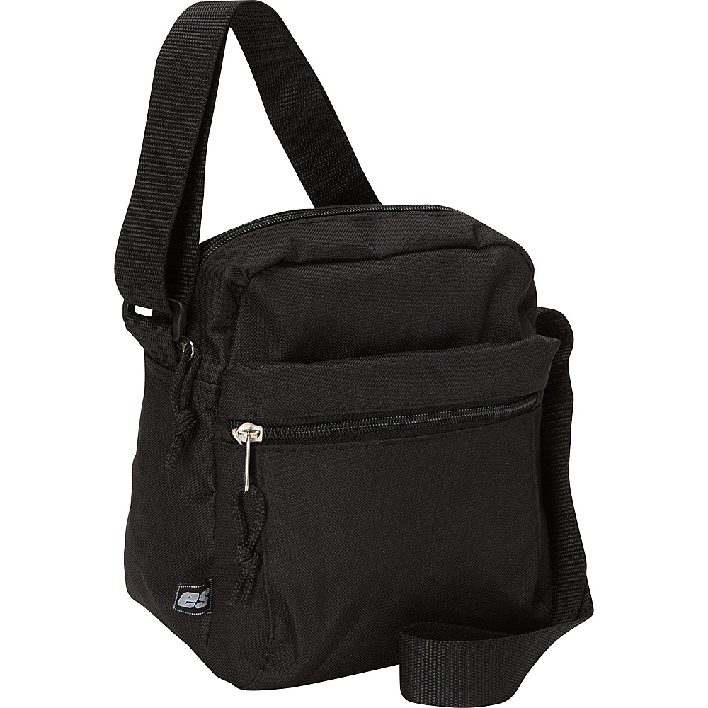 Eastsport Mini Messenger Bag Black Eastsport Messenger Bags