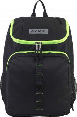 Fuel Top Loader Backpack Black - Fuel Business & Laptop Backpacks