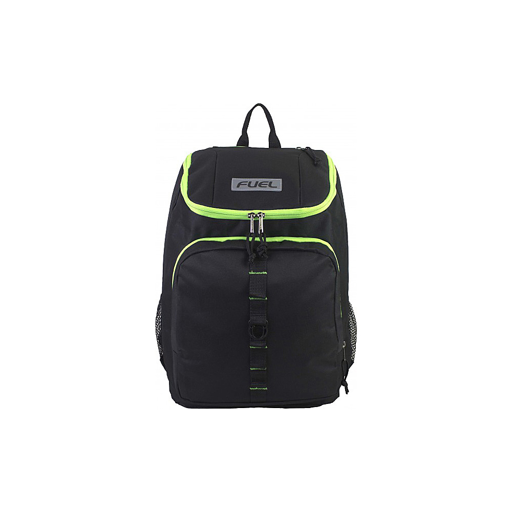 Fuel Top Loader Backpack Black Fuel Business Laptop Backpacks