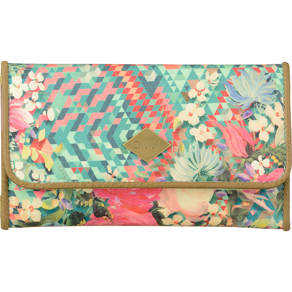 Oilily Brush and Pencil Organizer Mint Oilily Women s SLG Other