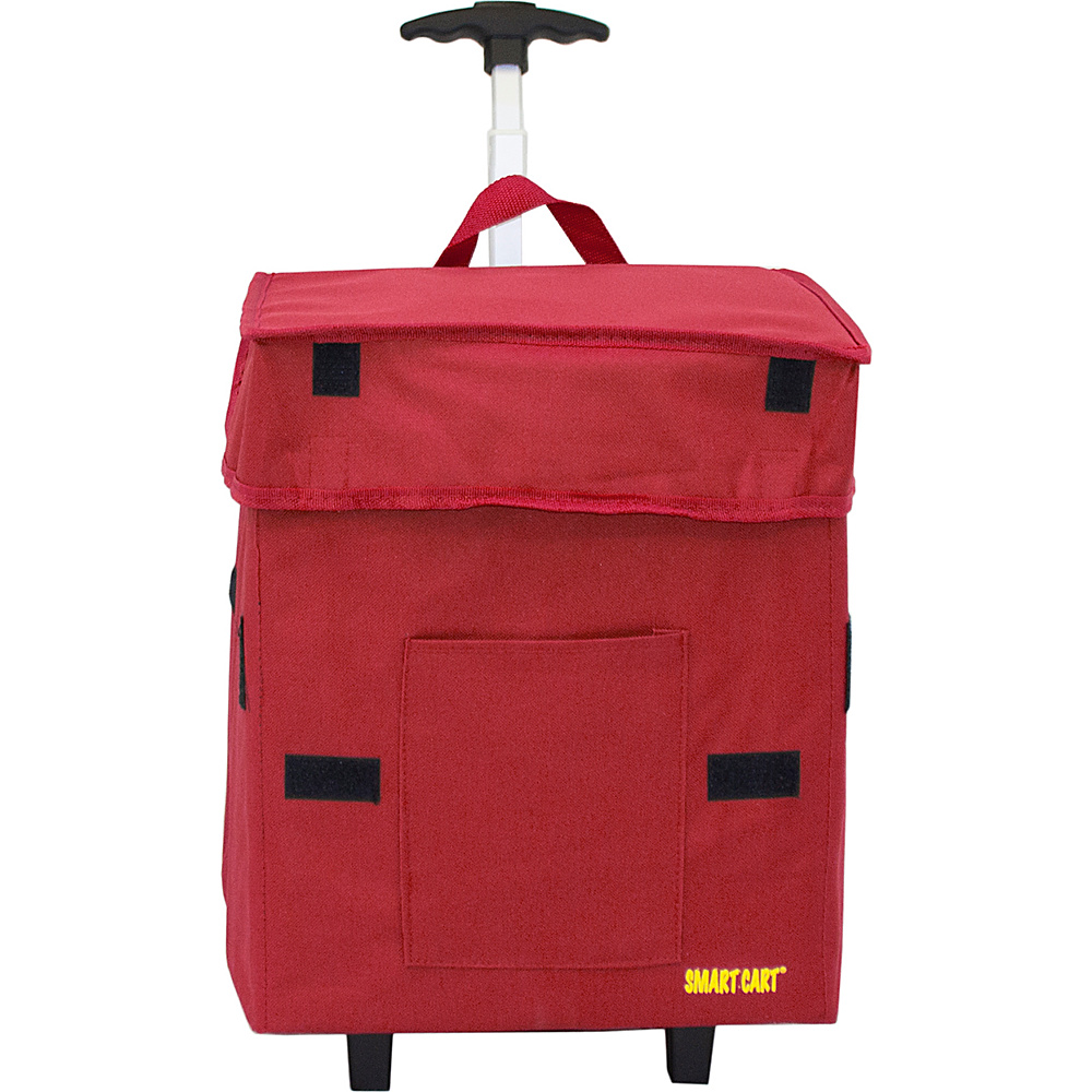 dbest products Lightweight Cart Red - dbest products Luggage Accessories
