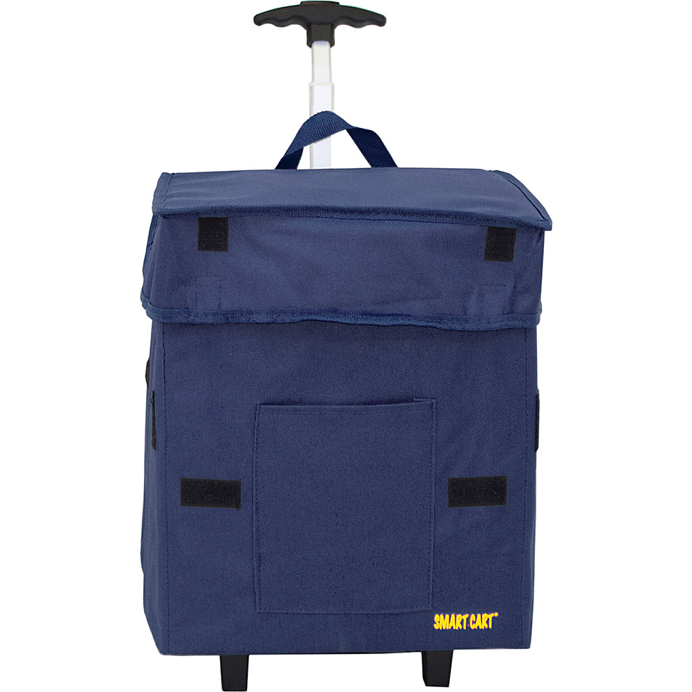 dbest products Lightweight Cart Blue - dbest products Luggage Accessories