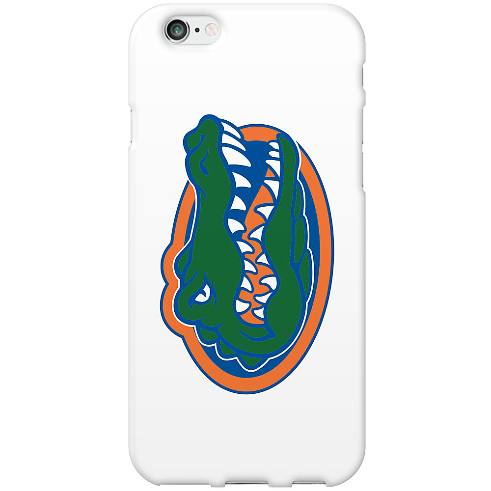 Centon Electronics Classic Glossy White iPhone 6 Case University of Florida Centon Electronics Electronic Cases