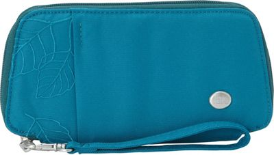 Haiku Fortitude Wristlet Sea Blue - Haiku Fabric Handbags