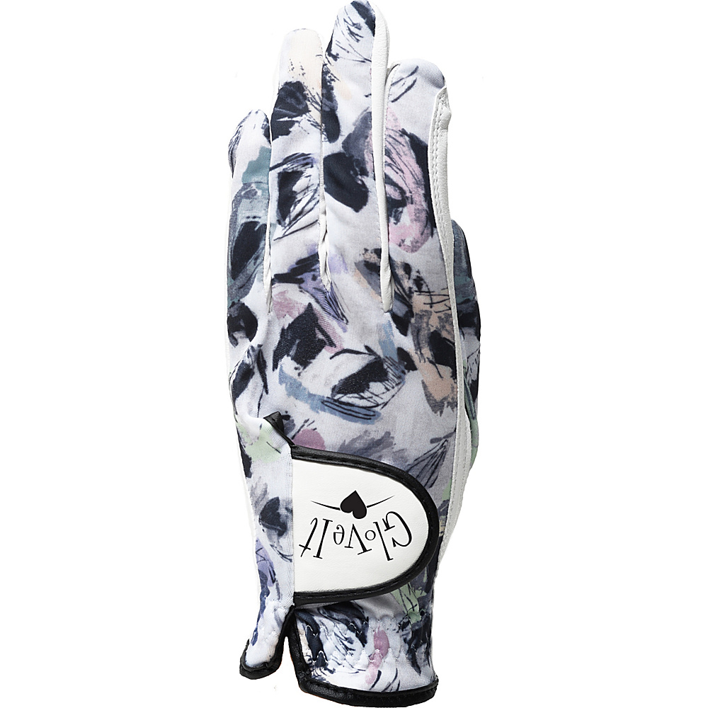 Glove It Abstract Garden Golf Glove Abstract Garden Left Hand Large Glove It Sports Accessories