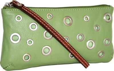 Nino Bossi The Eyes Have It Wallet Leaf - Nino Bossi Designer Handbags