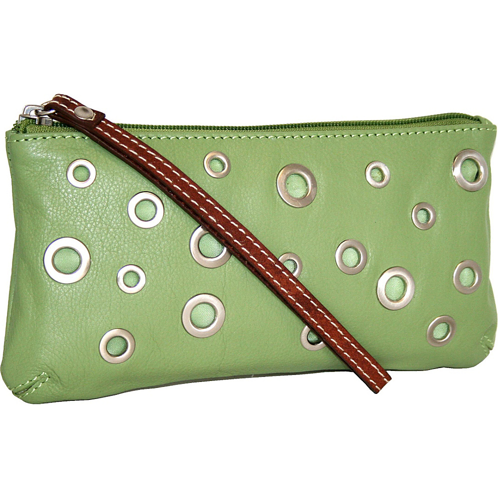 Nino Bossi The Eyes Have It Wallet Leaf - Nino Bossi Designer Handbags - Handbags, Designer Handbags