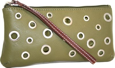 Nino Bossi The Eyes Have It Wallet Loden - Nino Bossi Designer Handbags