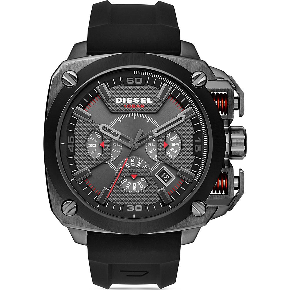 Diesel Watches BAMF Watch Black - Diesel Watches Watches