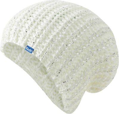 Keds Metallic Coated Knit Beanie Cream - Keds Hats/Gloves/Scarves