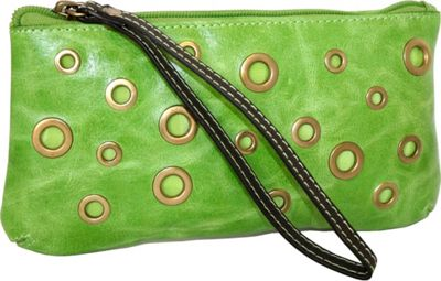 Nino Bossi Eye Eye Wallet Apple Green - Nino Bossi Designer Handbags