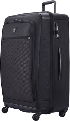Lojel Exos III Hybrid Large Spinner Black - Lojel Hardside Luggage