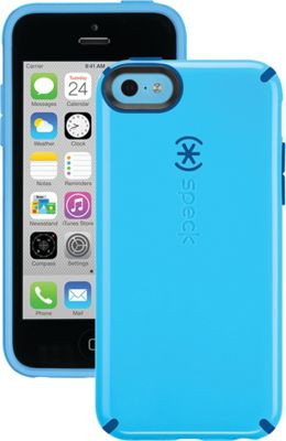 Speck iPhone 5c Candyshell Case Lagoon Blue/Deep Sea Blue - Speck Electronic Cases