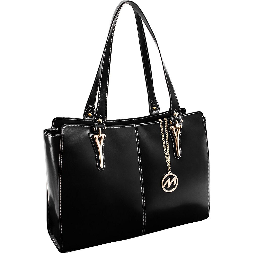 McKlein USA Glenna Tote Black McKlein USA Women s Business Bags