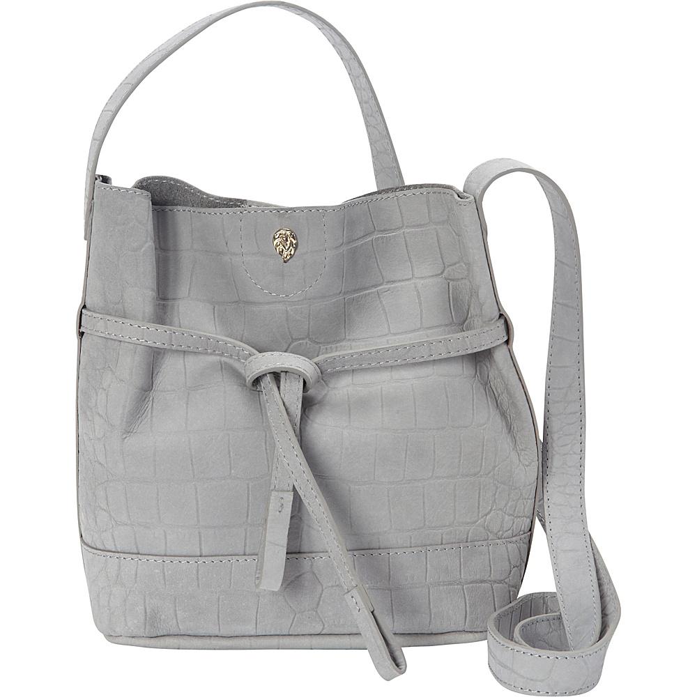 Helen Kaminski Beatrix Croc Shoulder Bag Chateau - Helen Kaminski Designer Handbags