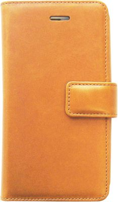 Tanners Avenue Leather iPhone 5/5s/5c Case Wallet British Tan - Tanners Avenue Electronic Cases