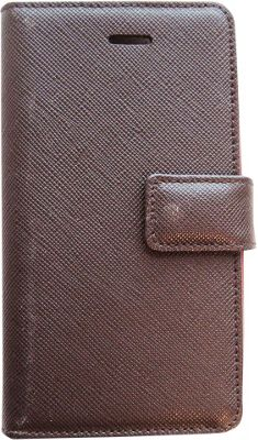 Tanners Avenue Leather iPhone 5/5s/5c Case Wallet Tex Brown