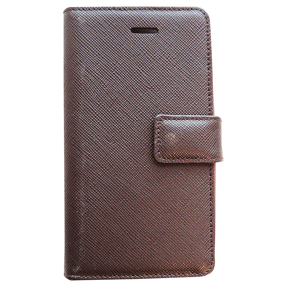 Tanners Avenue Leather iPhone 5 5s 5c Case Wallet Tex Brown Tan Interior Tanners Avenue Electronic Cases