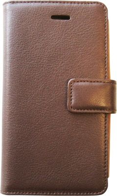 Tanners Avenue Leather iPhone 5/5s/5c Case Wallet Brown
