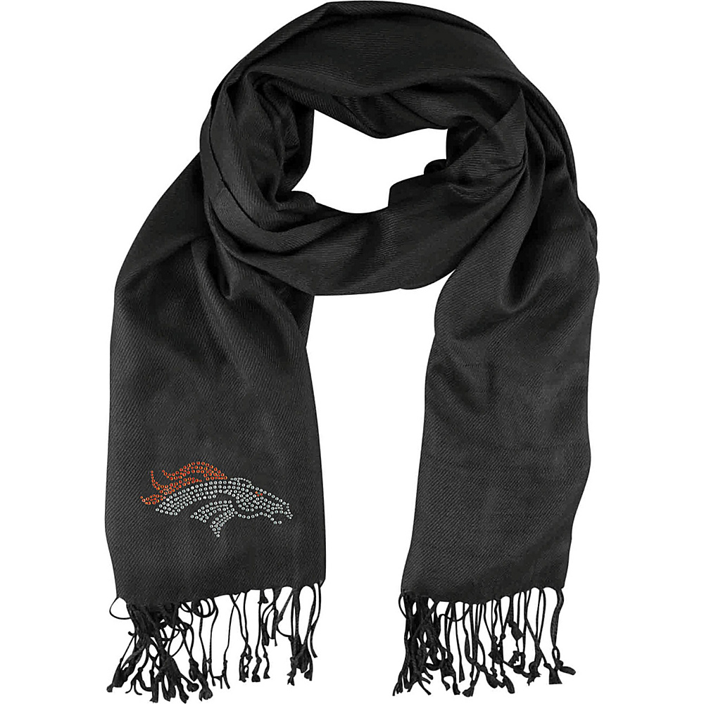 Littlearth Pashi Fan Scarf - Independent Teams Denver Broncos - Littlearth Hats/Gloves/Scarves - Fashion Accessories, Hats/Gloves/Scarves