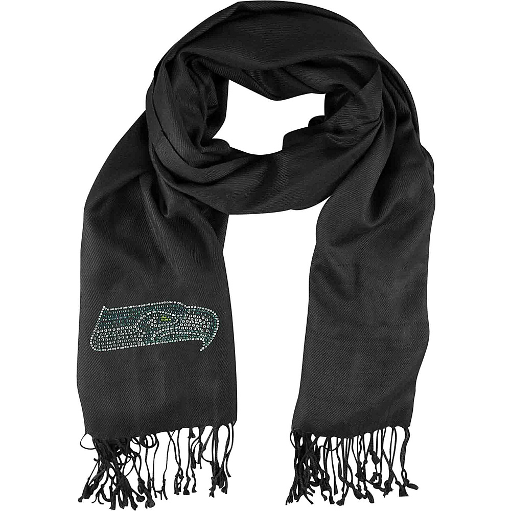 Littlearth Pashi Fan Scarf - Independent Teams Seattle Seahawks - Littlearth Hats/Gloves/Scarves - Fashion Accessories, Hats/Gloves/Scarves