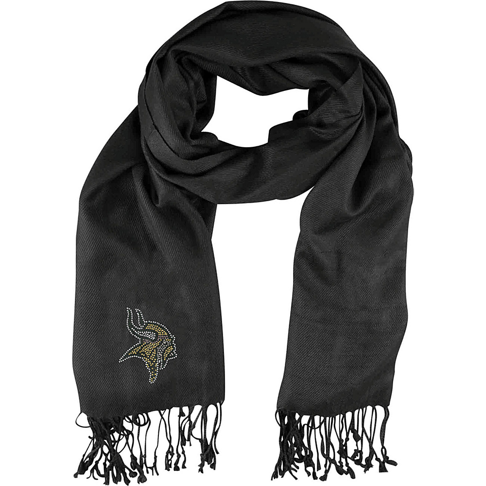 Littlearth Pashi Fan Scarf - Independent Teams Minnesota Vikings - Littlearth Hats/Gloves/Scarves - Fashion Accessories, Hats/Gloves/Scarves