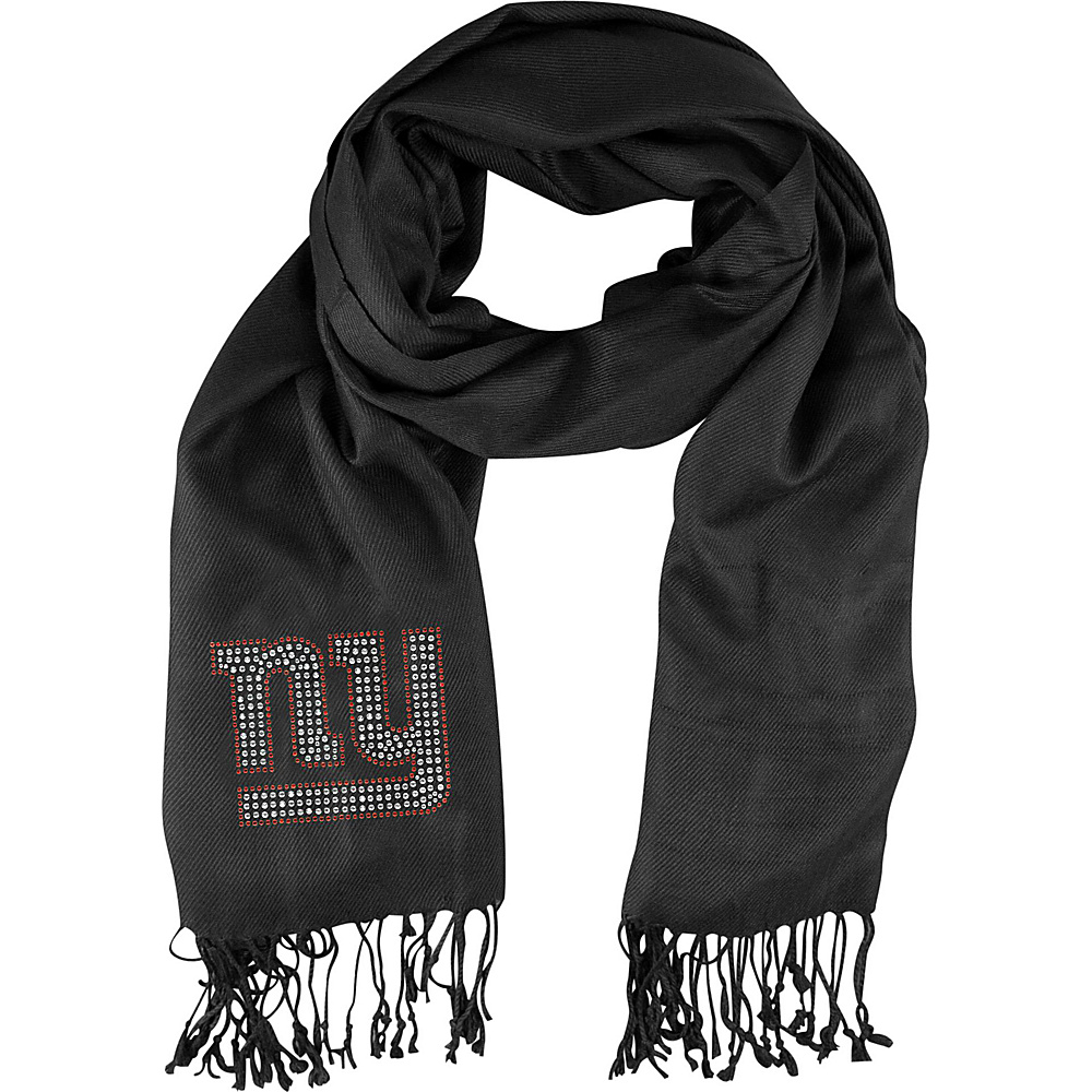 Littlearth Pashi Fan Scarf - Independent Teams New York Giants - Littlearth Hats/Gloves/Scarves - Fashion Accessories, Hats/Gloves/Scarves