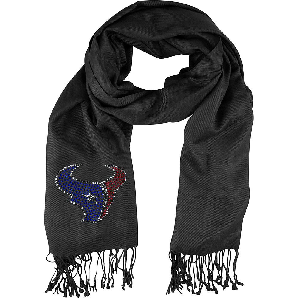 Littlearth Pashi Fan Scarf - Independent Teams Houston Texans - Littlearth Hats/Gloves/Scarves - Fashion Accessories, Hats/Gloves/Scarves